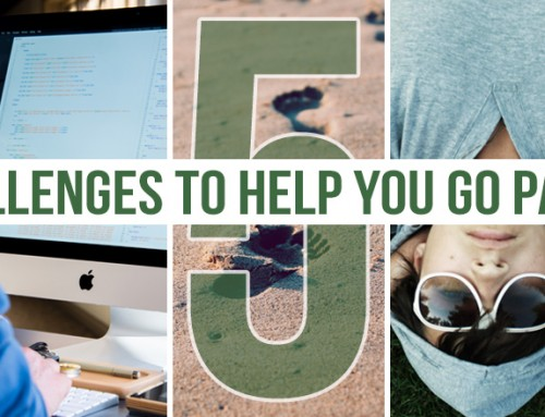 5 Challenges To Help You Go Paleo