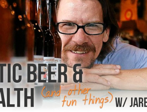 Episode 166: Probiotic beer and gut health (and other fun things) with Jared's Probiotics