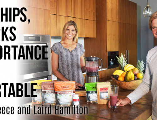 PMR# 168: Laird Hamilton and Gabby Reece Talk Relationships, Taking Risks, and The Importance of Being Uncomfortable