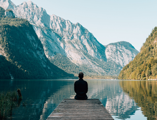 Float. Freeze. Listen. Walk.  Alternatives to Traditional Meditation