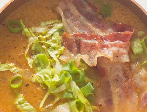 BLT Vegetable Soup