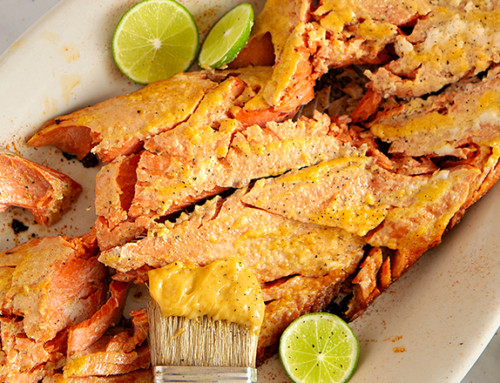 Chipotle Grilled Salmon