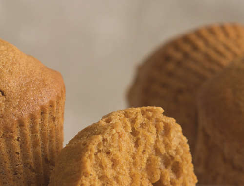 Ginger-Spice Muffins