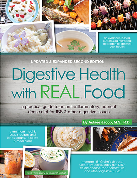 Digestive Health with REAL Food 2nd Edition ebook