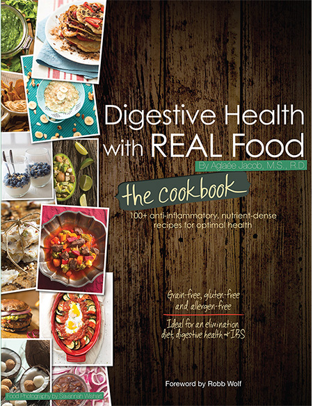 Digestive Health with Real Food The Cookbook ebook